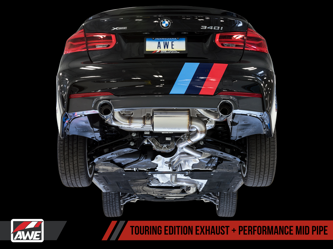 AWE Exhaust Suite for BMW F3X 340i / 440i