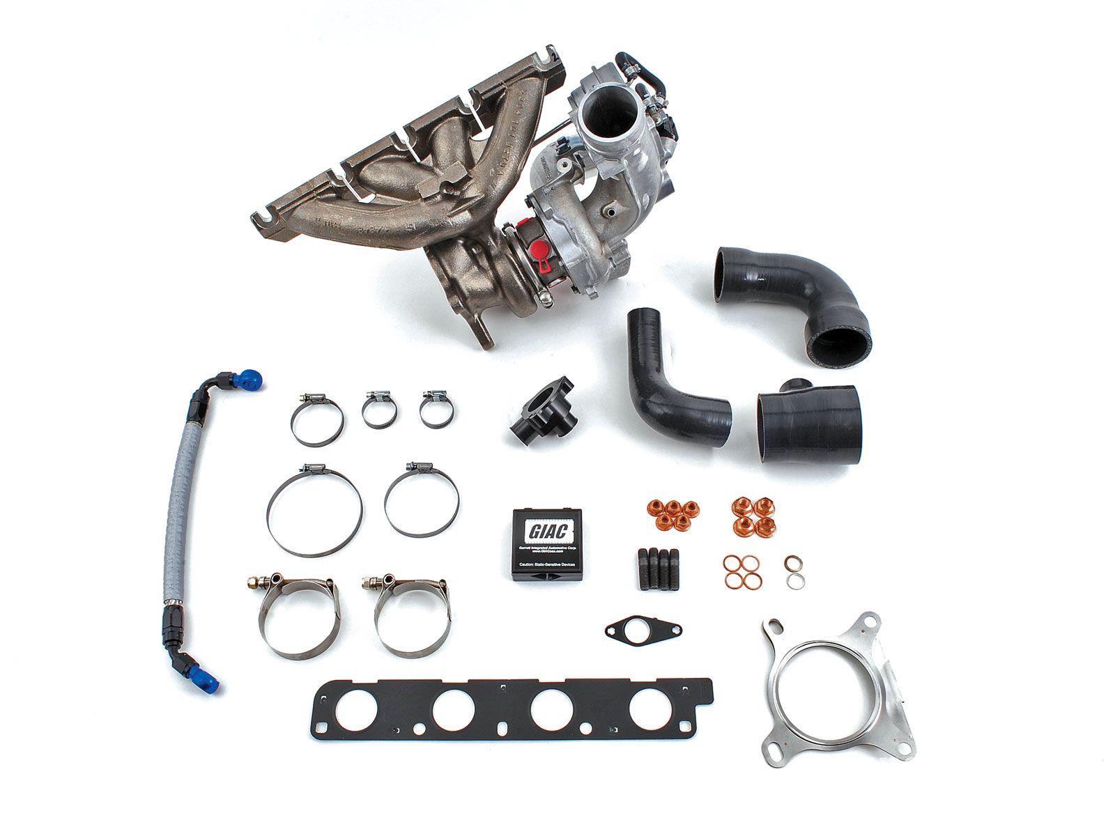 Turbo kit
