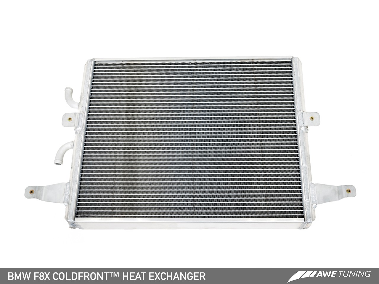 AWE ColdFront Heat Exchanger for BMW F8X M3/M4