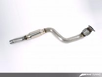 AWE Tuning Audi 3.2L Resonated Performance Downpipe