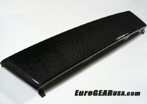 EuroGEAR Audi A5 License Plate Delete Cover