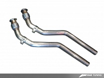 AWE Tuning S5 4.2L Non-Resonated Downpipes
