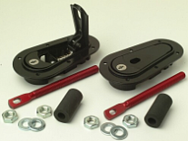 Aerocatch Hood Pins Set (Locking)