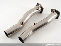 AWE Tuning Porsche 996TT/GT2 Dump Pipes
