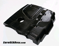 EuroGEAR Audi A4 2.0T Carbon Fiber Engine Cover
