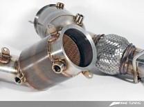 AWE Tuning McLaren Performance Catalysts