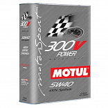 Motul 300V POWER 5W40