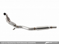 AWE Tuning S3 Performance Downpipe - Resonated