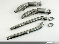 AWE Tuning Audi B6/B7 S4 4.2L Downpipes