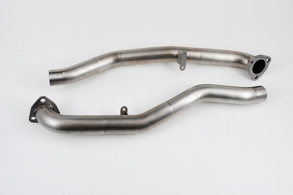 AWE Tuning Porsche 997.2 Performance Cross Over Pipes