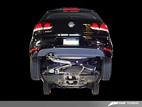 AWE Tuning 2.5L Golf/Rabbit Catback Performance Exhaust